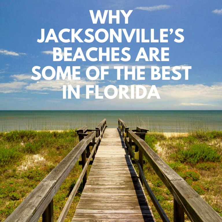 Why Jacksonville's Beaches are Some of the Best in Florida