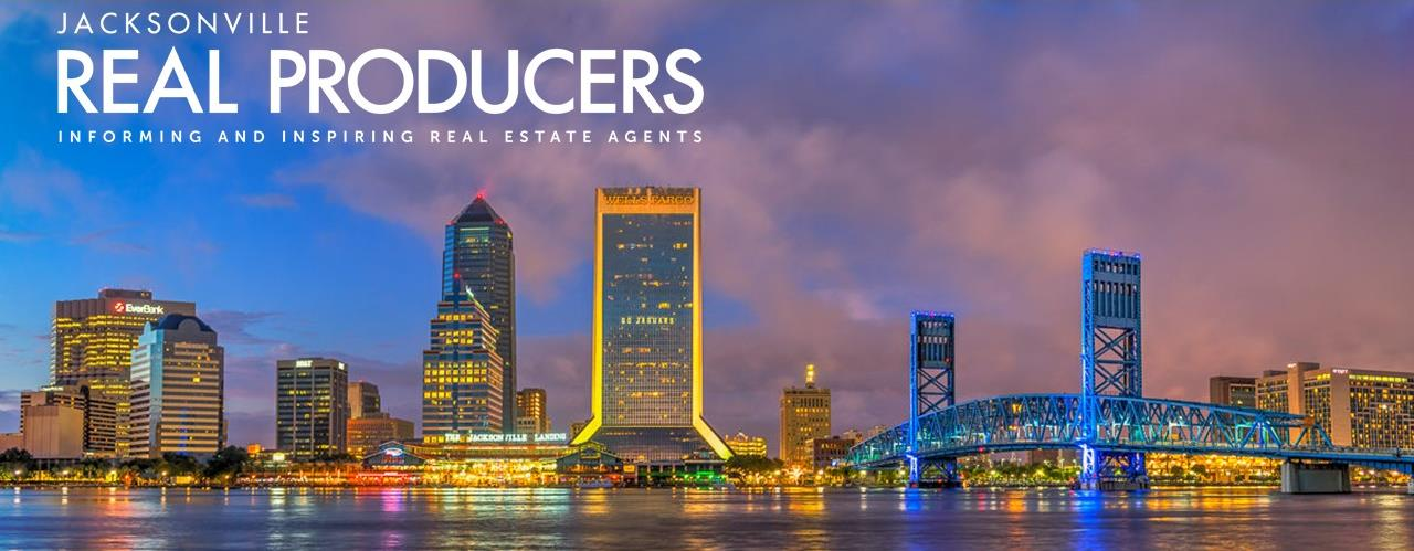 Jacksonville Real Producers Magazine Top 100