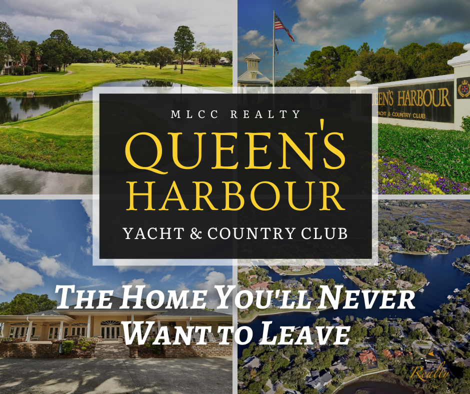 Queen's Harbour Yacht & Country Club: A Home You'll Never Want to Leave