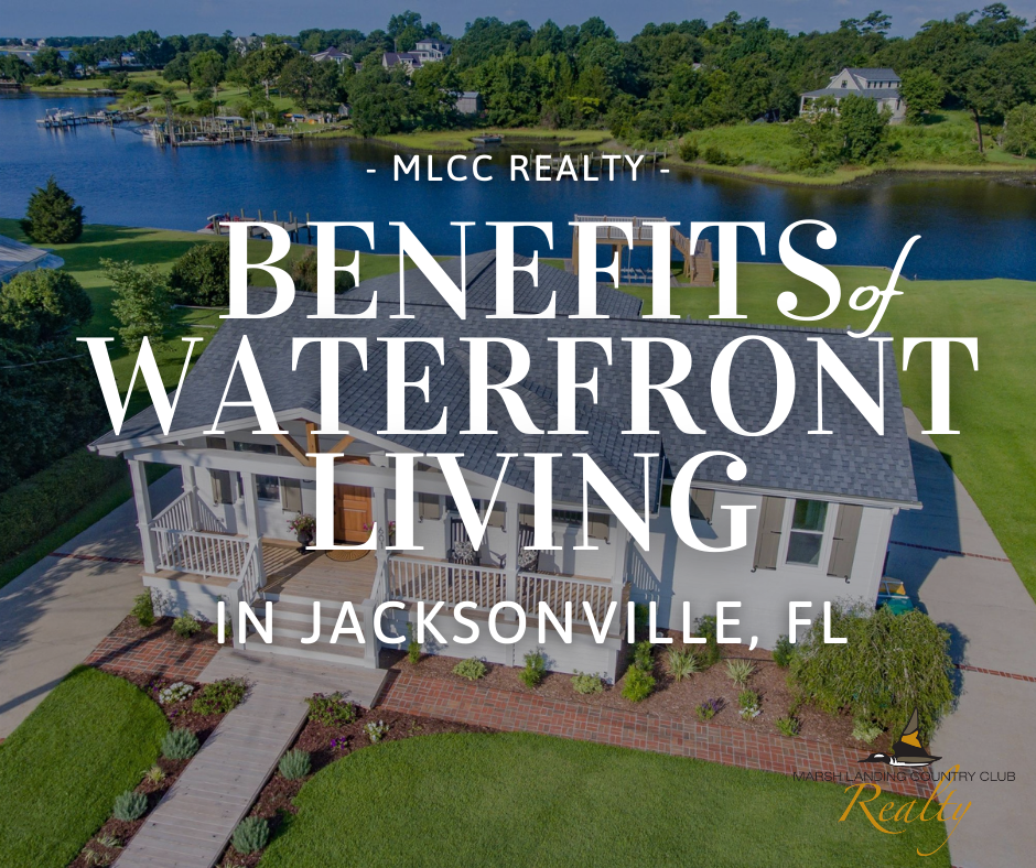 Benefits of Waterfront Living in Jacksonville