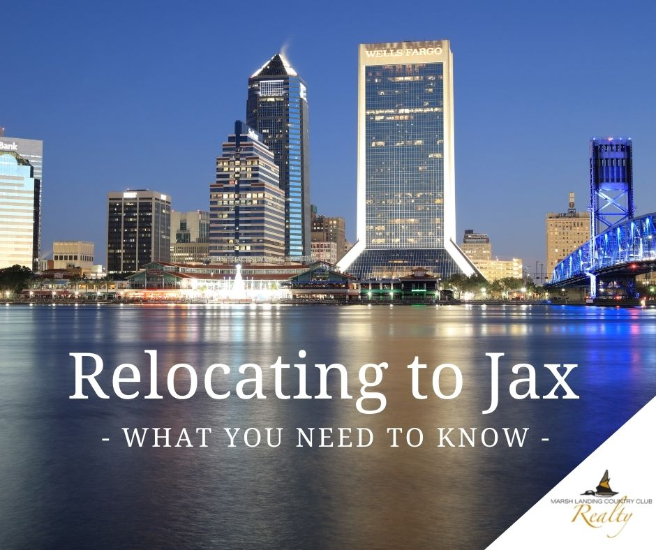 Relocating to Jax: What You Need to Know
