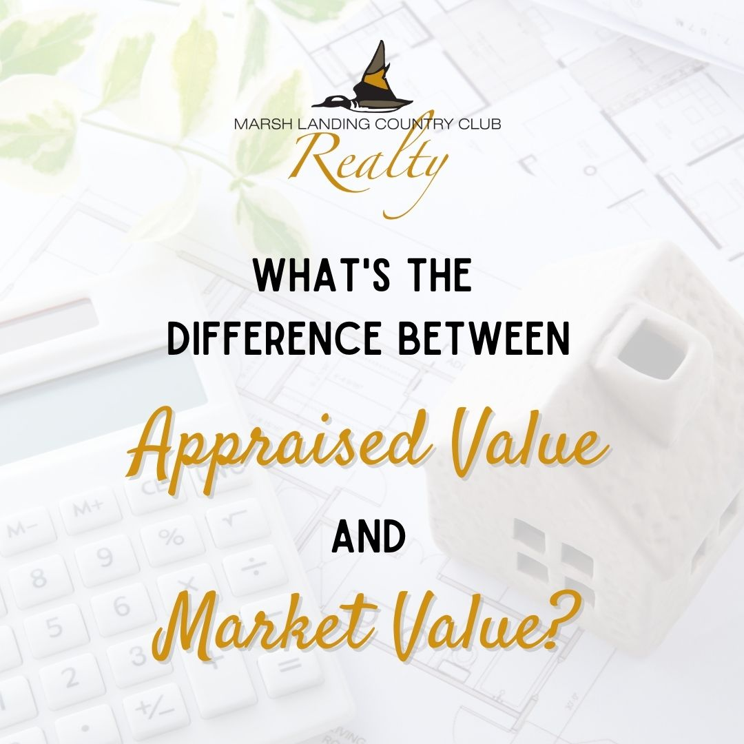 What's the Difference Between Market Value and Appraised Value?